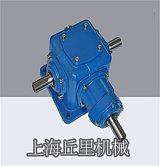 上海丘里机械供应T16-5:1-1-U-B3螺旋锥齿轮换向器;