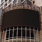 戶外led顯示屏品牌 室外全彩P6LED顯示屏報價