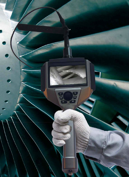 MIE系列工业视频内窥镜;