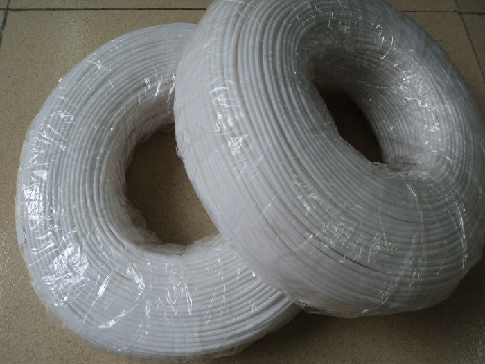 耐寒绝缘pvc套管 e364978塑料电工穿线管 电缆附件电源PVC软胶管;