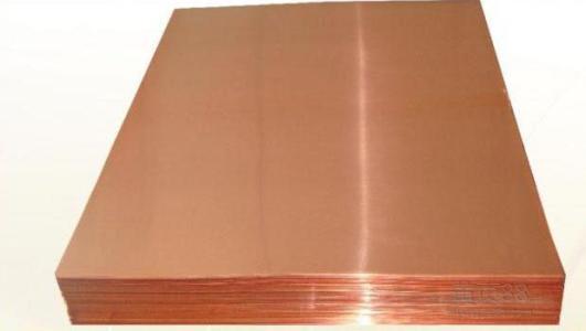 供应国标无氧铜板 进口环保紫铜板;