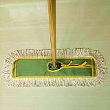 廠家供應大堂豪華加厚塵推罩木地板平地拖物業保潔專用大排拖平推拖把;