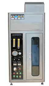 BG5206单根电线电缆垂直燃烧试验机