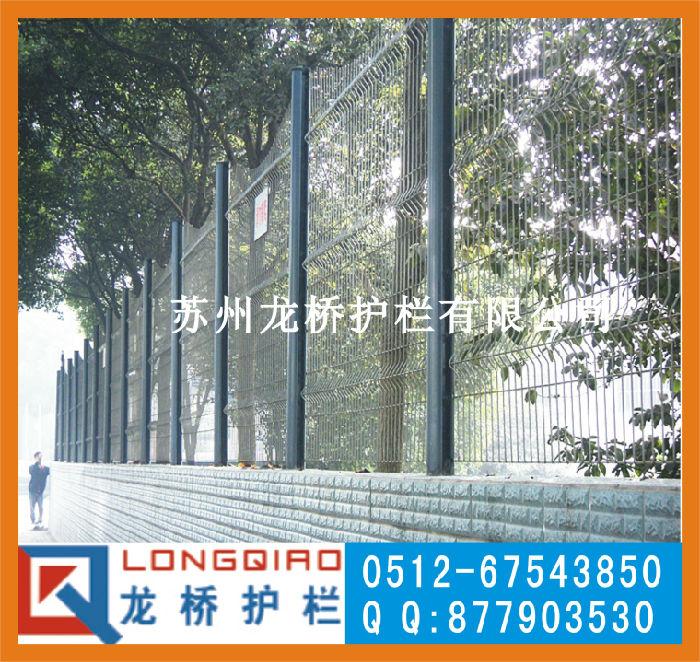 台州钢丝网围墙护栏网 镀锌喷塑护栏网 龙桥厂家直销;