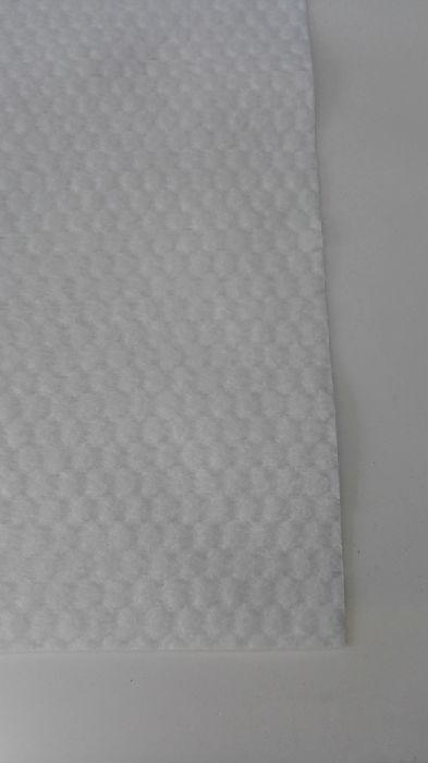 半交叉水刺布;化妝棉及無紡布製品