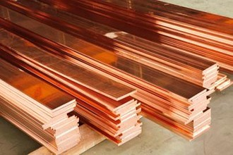 供应进口环保TU1无氧铜排、海南H68环保耐腐蚀黄铜排;