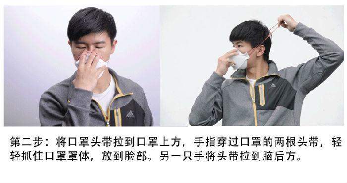 欧标FFP3等级的3m9332口罩带呼吸阀(防雾霾、PM2.5)