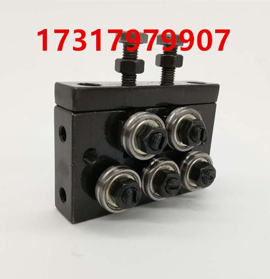 5轮矫直器 调直机价格 铜丝校直器;