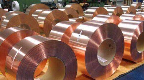 供应0.6mm厚特硬磷铜带C5191现货分条