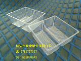 餅干PVC塑料托盤食品包裝吸塑包裝月餅托干果托薯條薯片托蛋卷托;