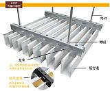 厂家定制U型铝方通弧形方通四方管;