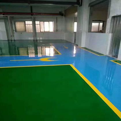 东营多少钱都能做的环氧地坪漆厂家施工前准备;