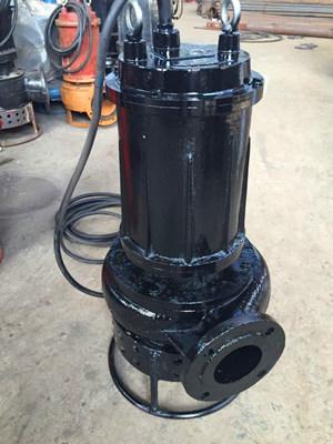 ZSQ潜水搅拌清淤泵-清淤施工不可少