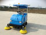 善洁环保厂家直销 施帝威公园小区驾驶式电动扫地机1860型 免费试机