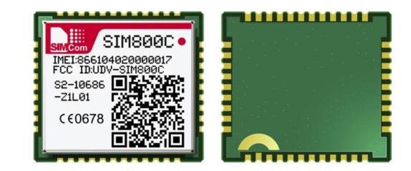 国内供应芯讯通 SIM800c现货出货
