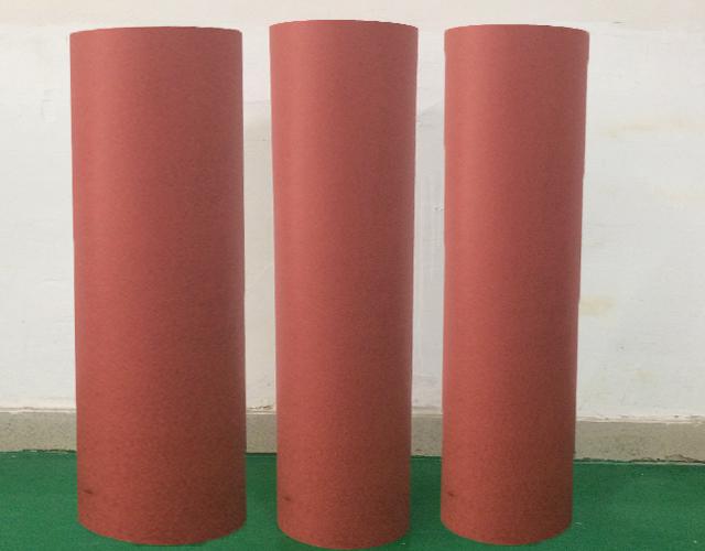 厂家供应0.2mm-0.5mm红快巴纸;