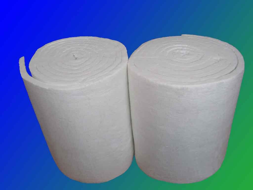 梭式陶瓷窑专用硅酸铝陶瓷纤维甩丝毯;