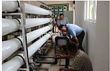 生活垃圾滲濾液高壓膜處理設備;
