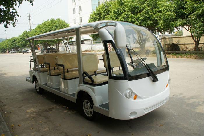 乌鲁木齐电动观光车,14座旅游电瓶车供应克拉玛依 吐鲁番 哈密 和田 ;