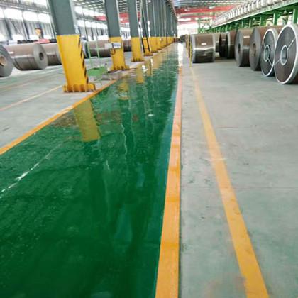 济南商河专业生产环氧地坪漆的地面涂料厂家;