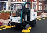 善洁环保厂家直销 施帝威新款全封闭式电动清扫车2160型 免费试机;