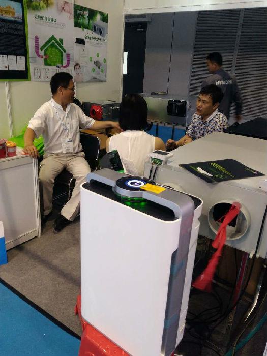 闵行新风系统品牌 上海新风净化设备生产厂家找缘仁;