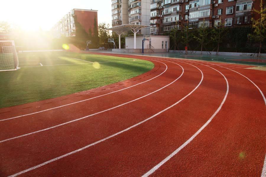 四川体育塑胶跑道建设;
