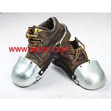 鋼製護腳套 安全鞋頭 防砸鞋頭 訪客安全鞋頭 鋼製護腳蓋防砸鞋蓋;