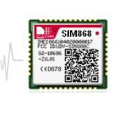 SIM868 SIMCOM的新型通讯模块,