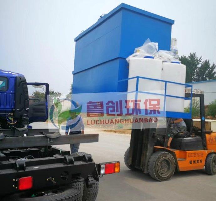 山东一体化生活污水处理设备生产厂家;