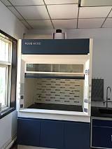 內蒙實驗室規劃與設計,實驗臺柜,全鋼通風柜,