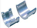 供应多瓦块可倾瓦滑动轴承瓦块代加工;