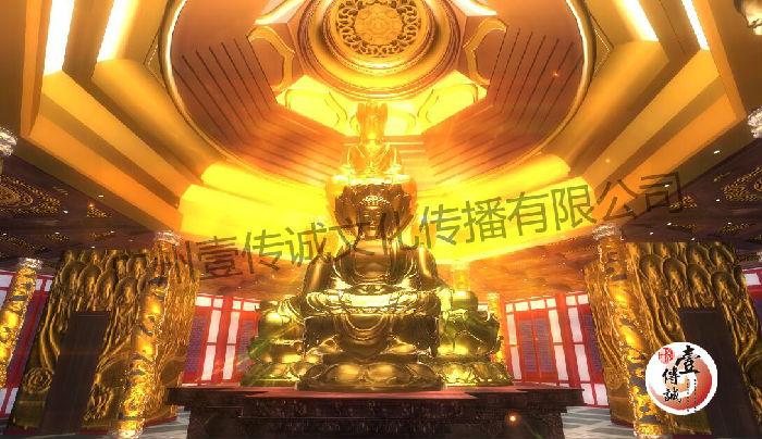 VR宗教传承中国文化的信仰