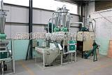 供应家庭用小型面粉加工设备 小麦面粉加工机械;