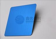 拉丝304不锈钢装饰板丨不锈钢中厚拉丝板价格丨拉丝薄板批发厂家;