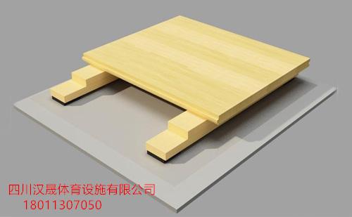 四川篮球木地板