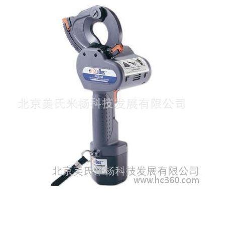 美国KUDOS 充电式棘轮电缆切刀REC-50 切断能力:50mm;