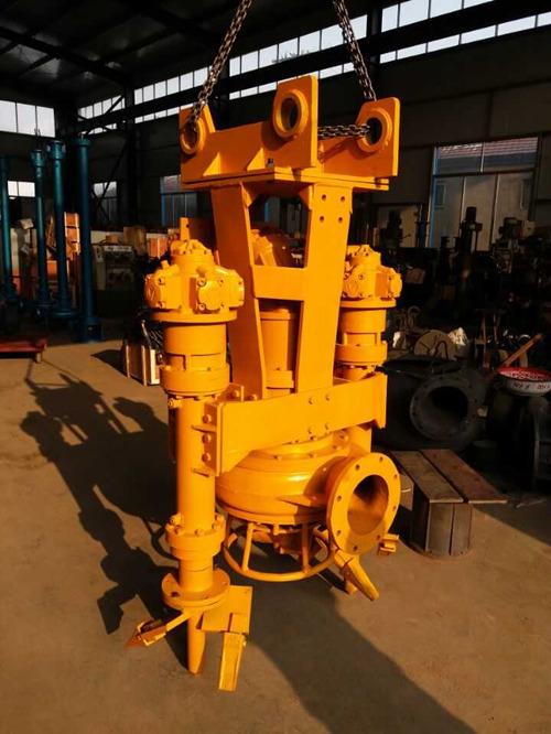 挖掘机液压抽沙泵-适合环保工程、工地施工、清淤工程等