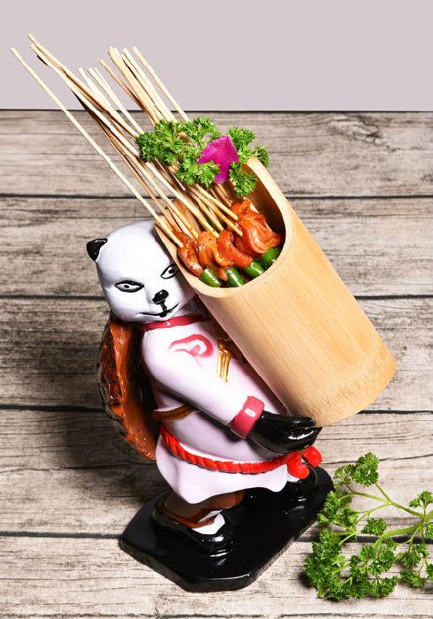 华阳串根香青椒小珺肝