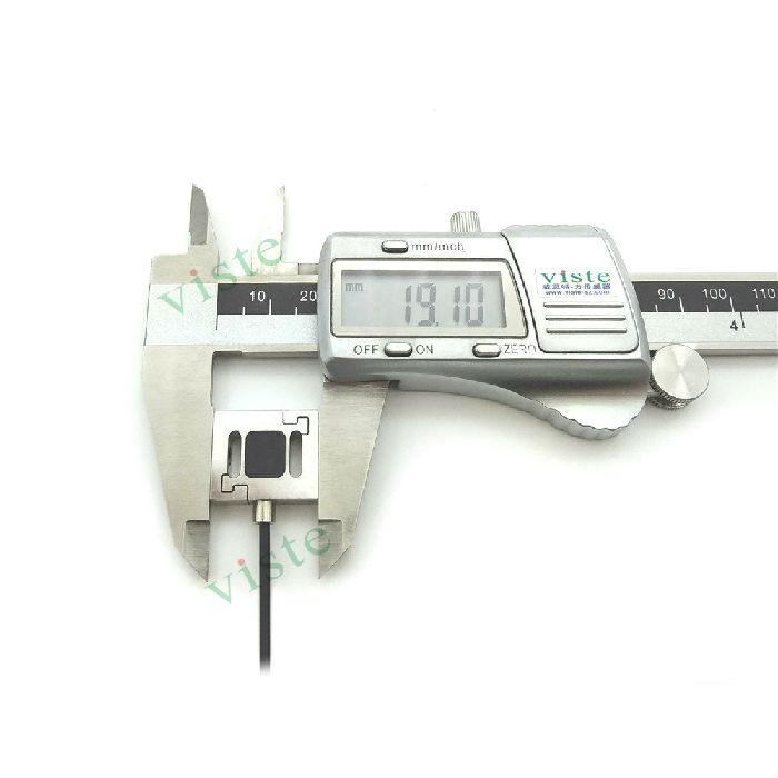 弹簧检测力传感器,微量程推力传感器5N 50N