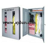 工厂防护用品储存柜 紧急器材柜 呼吸器储存柜 防护服呼吸器PPE储存柜;