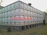 供应SMC玻璃钢模压拼接水箱;