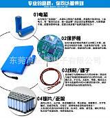 26650磷酸铁锂电池组12V16Ah24Ah30Ah太阳能路灯锂电池组;