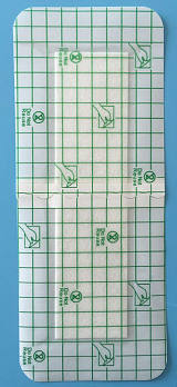 供應防水透氣型透明傷口敷貼;
