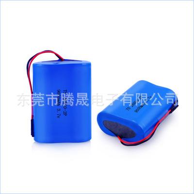 26650锂电池组3.7v 7.4v 11.1v 14.8v等多串多并电池组;