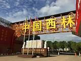 济南西林电动叉车 前移式电动堆高车CQ10M;