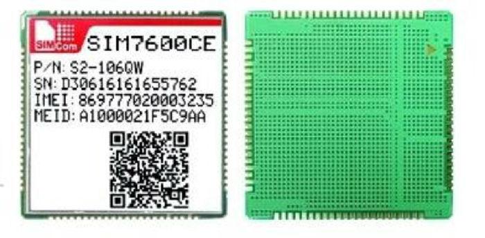 SIMCOM全网通4G模块SIM7600CE-SIM7600CE-PCIE