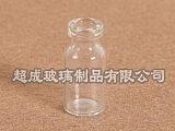 藥用玻璃瓶安全性能高;