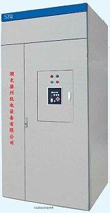 高压软启动柜在风机水泵中的应用;