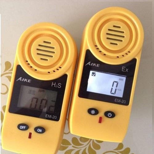 便携式二氧化碳检测报警仪EM-21CO2西安美氏米阳;